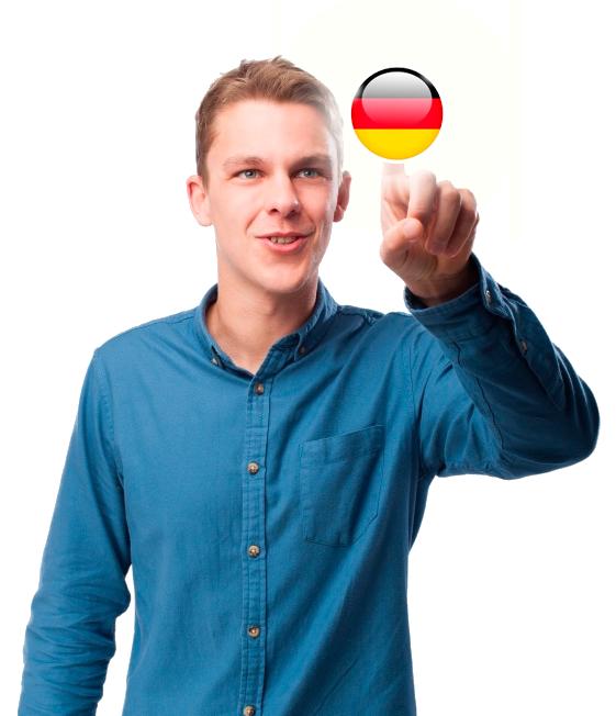 Deutsch online Lernen – Mit echten muttersprachlichen Lehrern!
