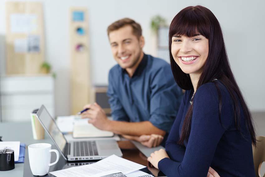 Corsi di gruppo di tedesco online per il lavoro o per lo studio